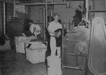 Công ty giặt khô