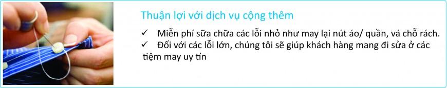 Dich vu chat luong ( Dich vu cong them )